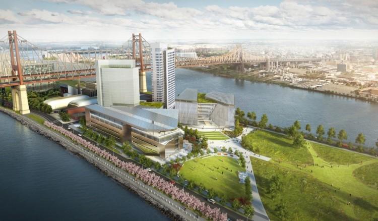 Cornell Tech's Bloomberg Center