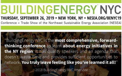 BuildingEnergy NYC 2019