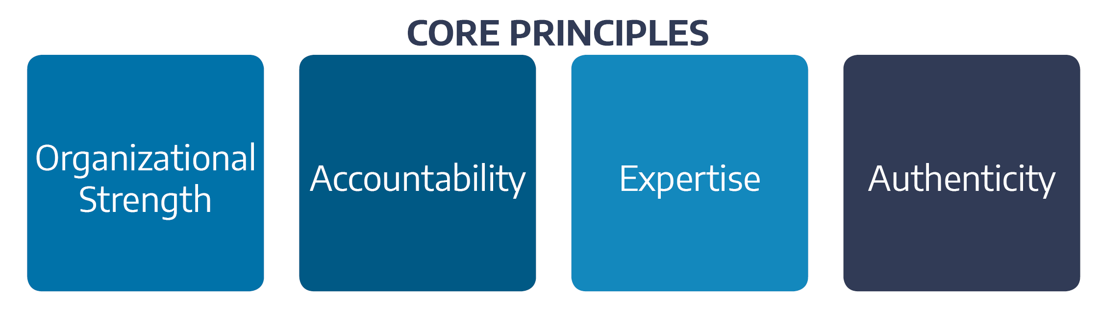Core Principles Diagram HIGHMARK