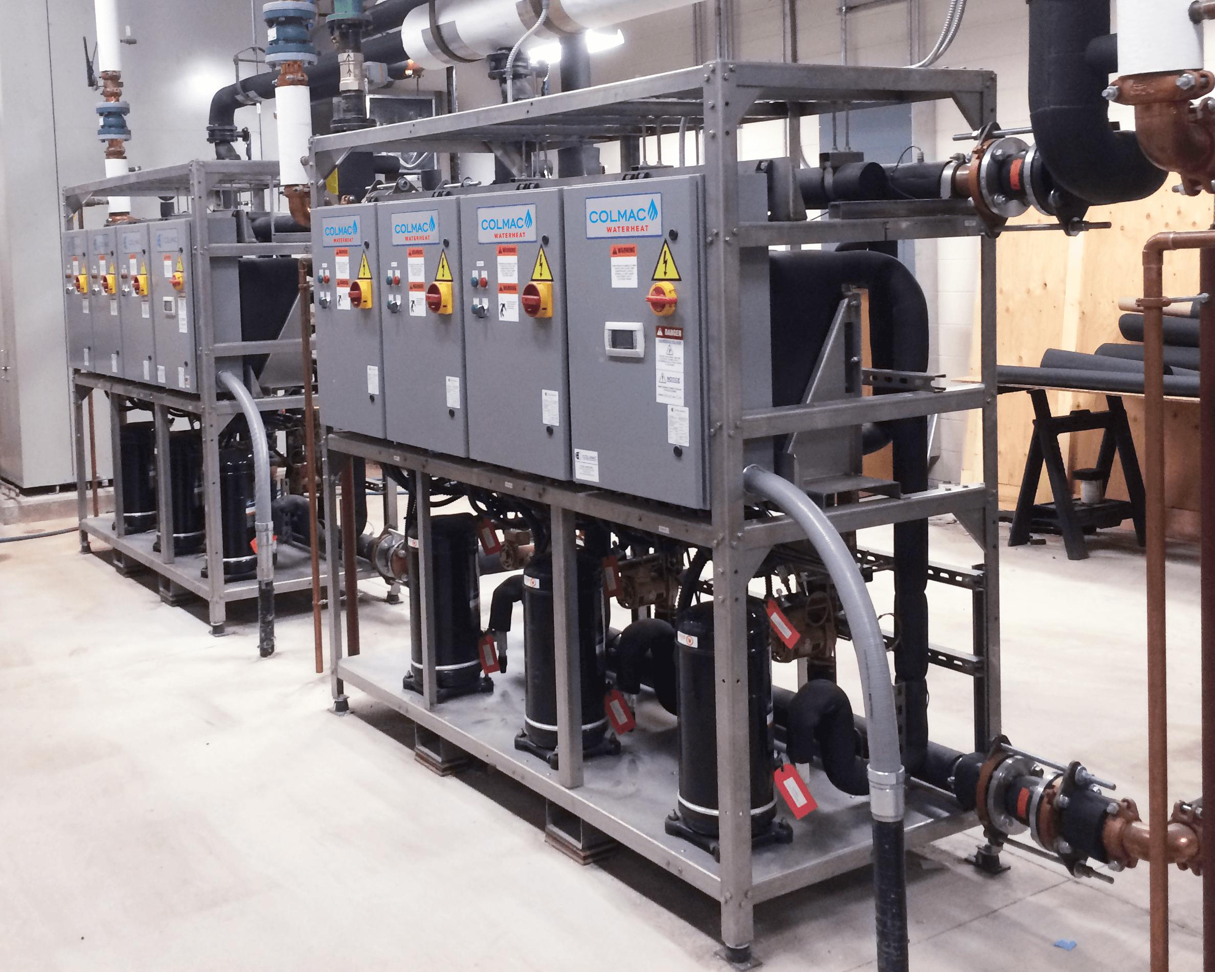 Colmac Heat Pumps