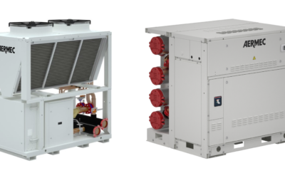 Why the Reinvented Aermec Modular Chiller is Transforming the Industry