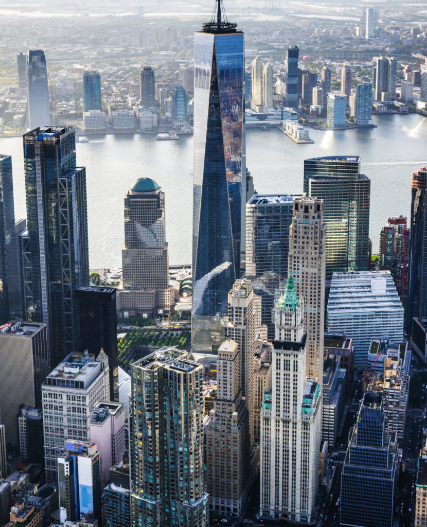 NYC Lower Manhattan