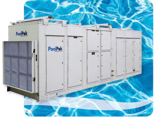 PoolPak Indoor Pool Dehumidifiers Banner