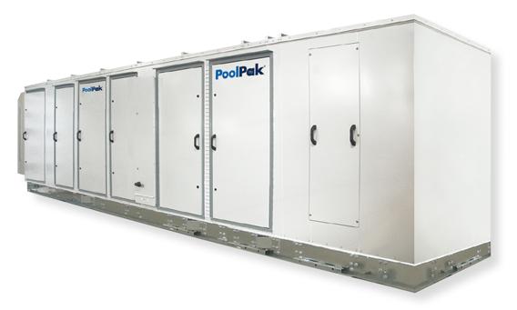 PoolPak PPK Series Pool Room Dehumidifier