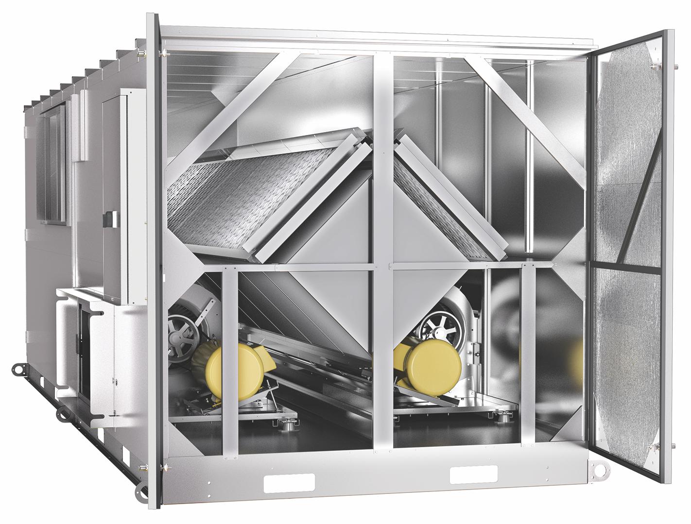 RenewAire Energy Recovery Ventilator (ERV)