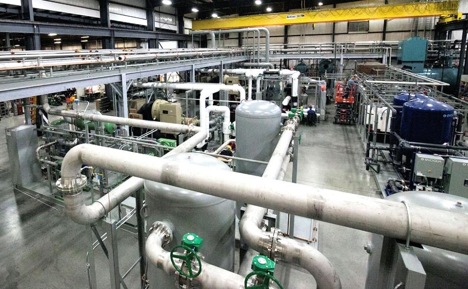 Systecon Modular Central Plant