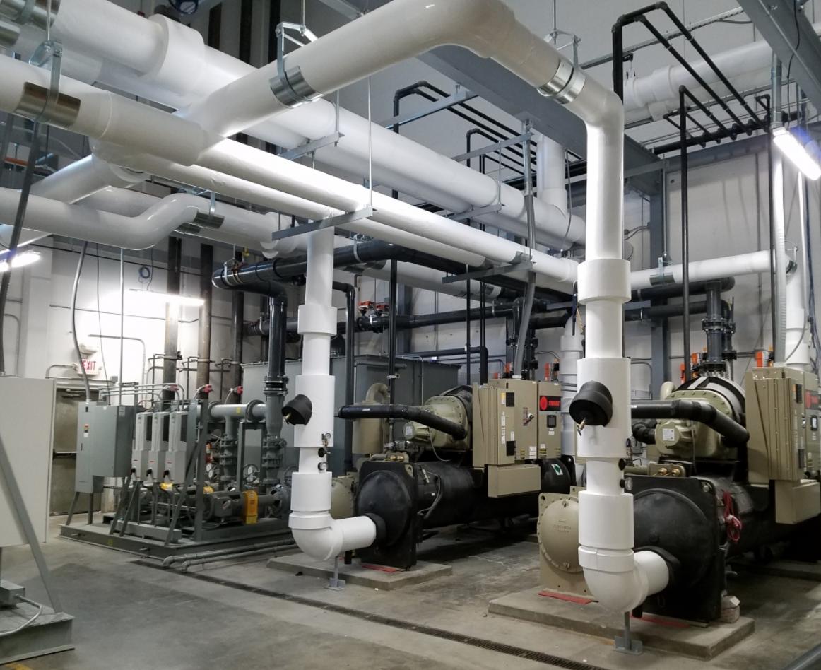 Systecon Custom Modular Central Plant