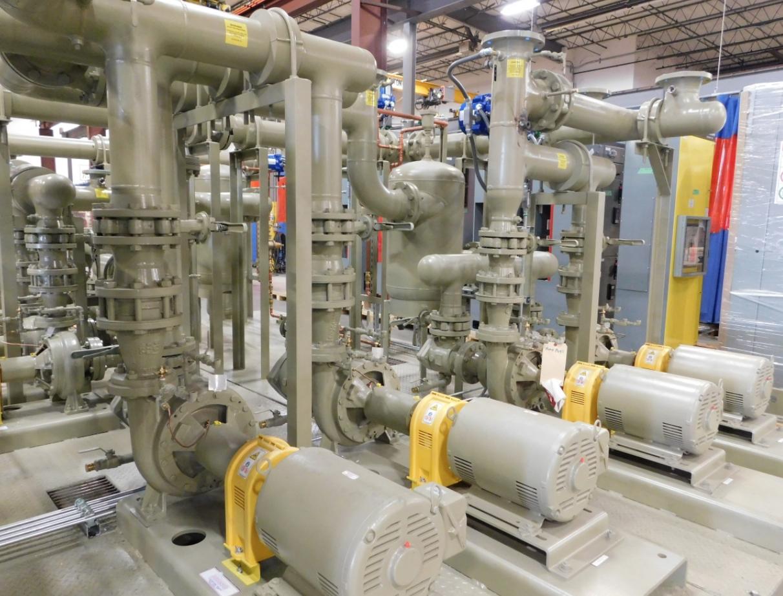 Systecon Custom Modular Pumping Systems