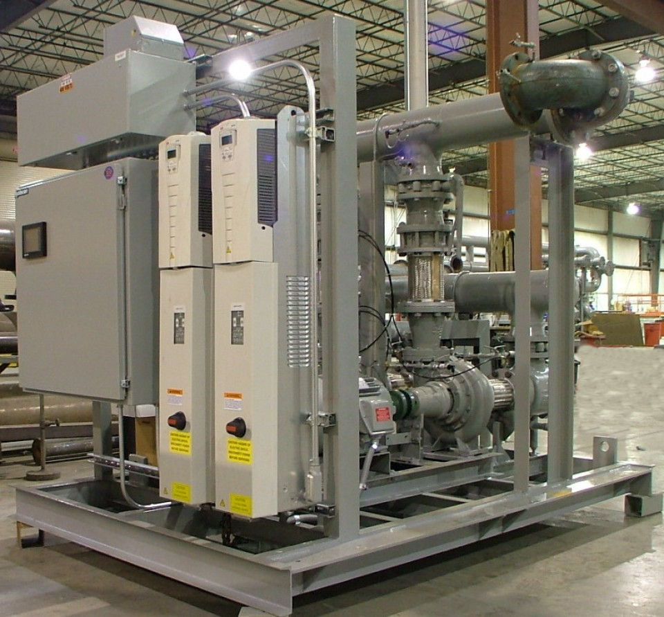 Systecon Standard Pump Packages