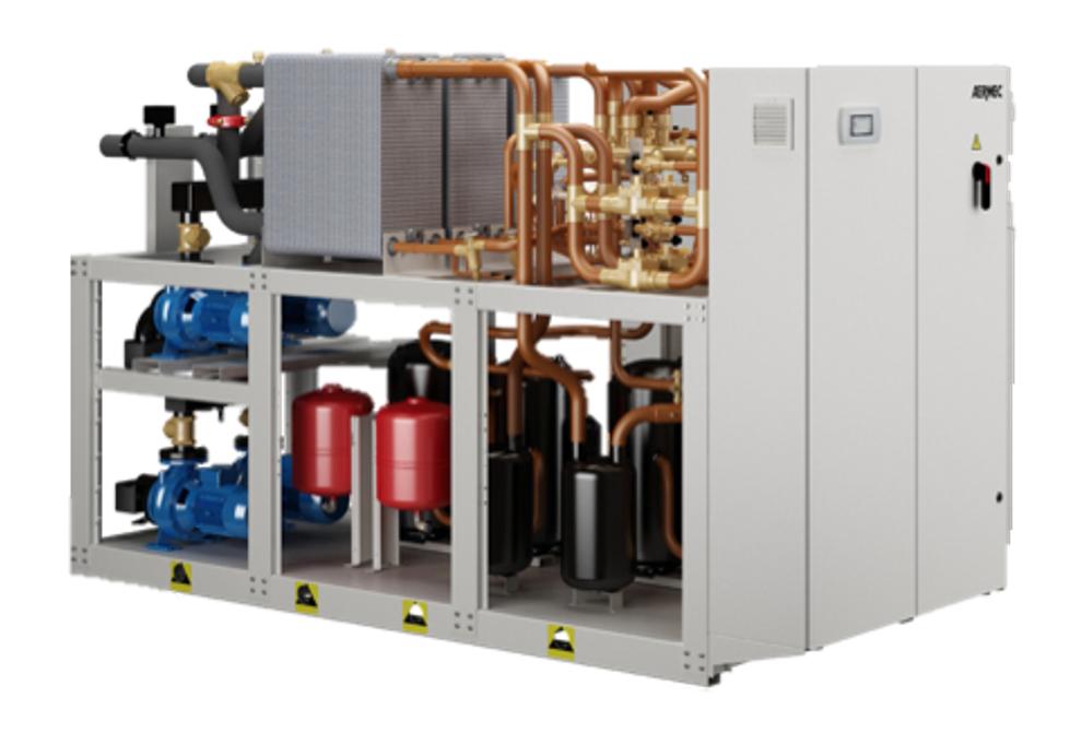 Aermec Heat Pump Water to Water