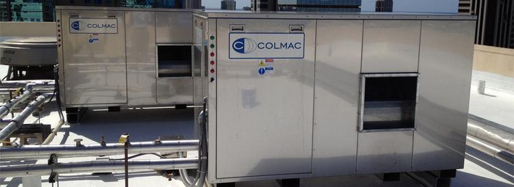 Colmac Heat-Pump Water Heaters