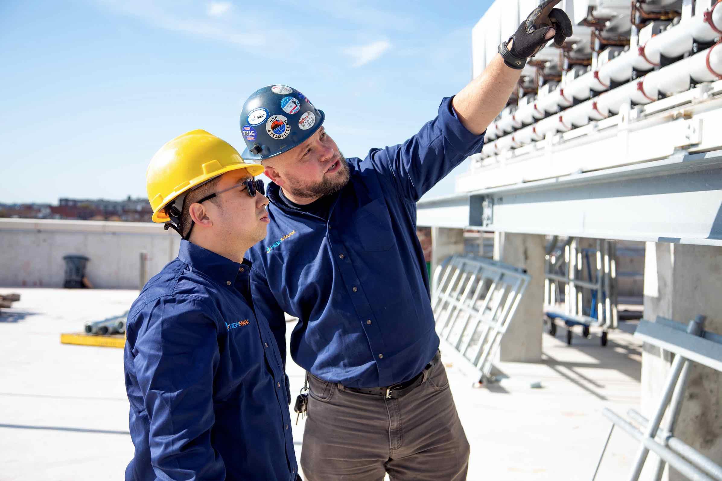 HIGHMARK HVAC Service & Maintenance