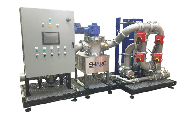 SHARC Series Wastewater Energy Recovery