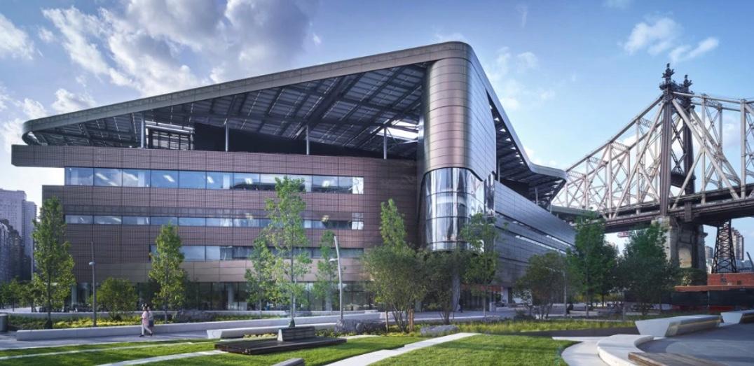 Cornell Bloomberg Center Passive House