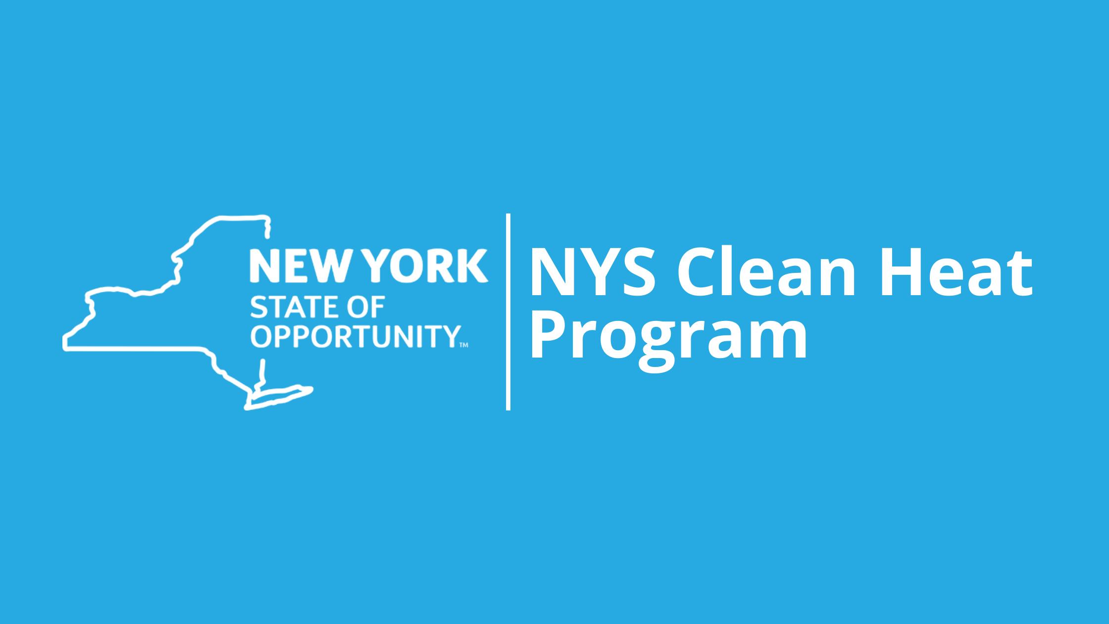 NYS Clean Heat Program