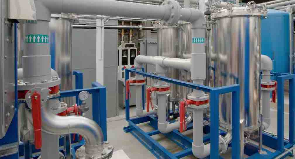 Water Filtration for Mechanical Systems