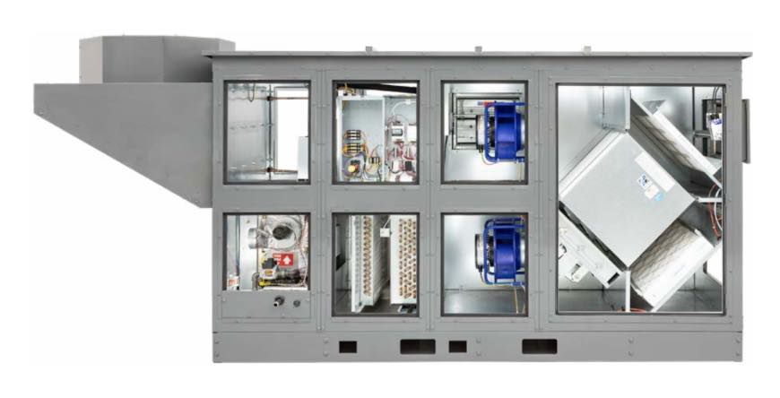RenewAire-DN-Series-DOAS-Integrated-Refrigeration