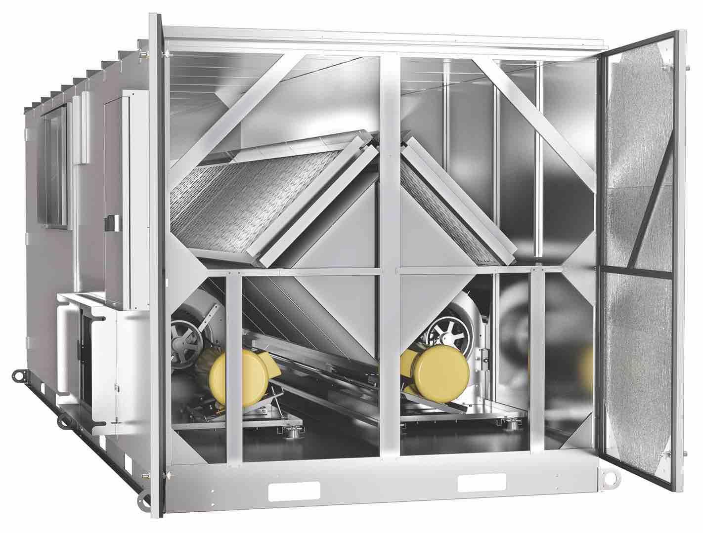 Office RenewAire-Energy-Recovery-Ventilator-ERV