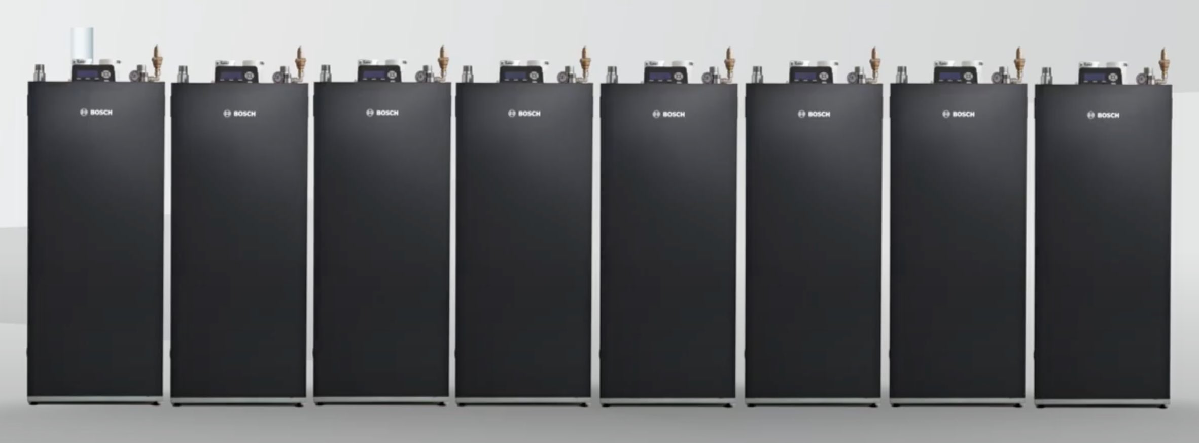 Bosch Modular Boiler
