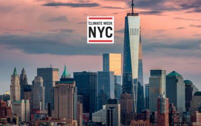 Climate Week NYC 2021: Building Efficiency to the Rescue